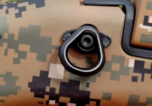 Review Impact Weapons Component QD Micro Flush QD Sling Mount-N-Slot